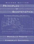 Principles of Biostatistics [With CDROMWith Disk]