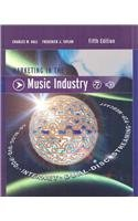 Marketing in the Music Industry (5th Edition) - HALL & TAYLOR
