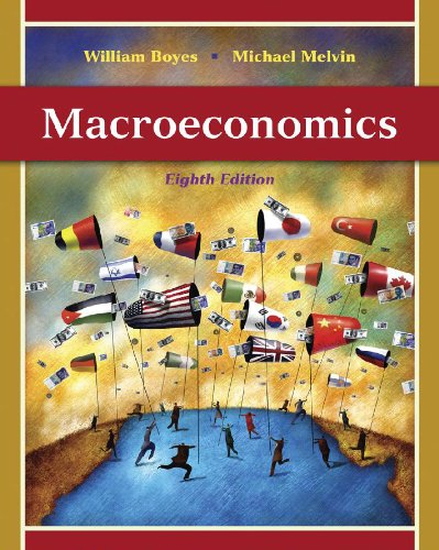 Study Guide for Boyes/Melvin's Macroeconomics - William Boyes; Michael Melvin
