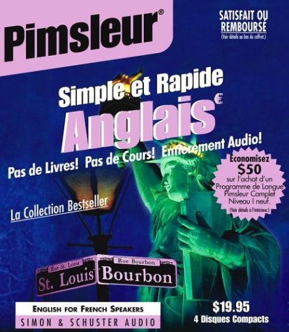 English for French, Q&S: Learn to Speak and Understand English for French with Pimsleur Language Programs - Pimsleur