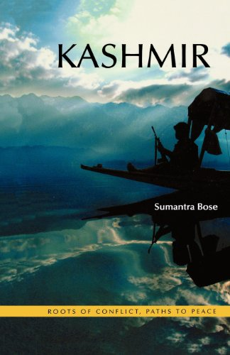 Kashmir: Roots of Conflict, Paths to Peace - Sumantra Bose