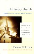 Empty Church: Does Organized Religion Matter Anymore?