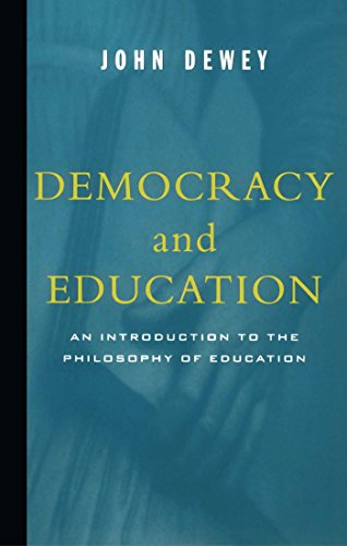 Democracy And Education - Dewey, John