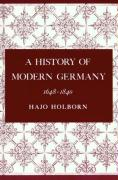 A History of Modern Germany, Volume 2: 1648-1840
