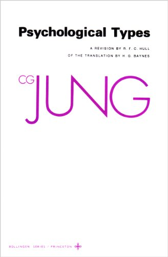 Psychological Types (The Collected Works of C. G. Jung, Vol. 6) (Bollingen Series XX) - C. G. Jung