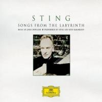 Sting Songs From The Labyrinth. Klassik-CD
