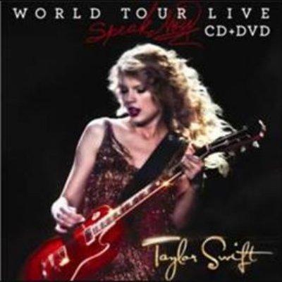 Speak Now World Tour Live + DVD