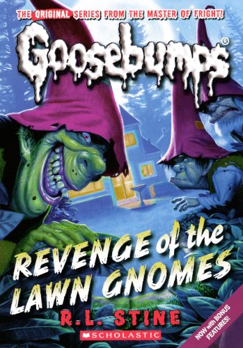 Revenge Of The Lawn Gnomes (Turtleback School  &  Library Binding Edition) (Goosebumps (Pb Unnumbered)) - R. L. Stine
