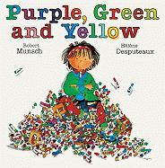 Purple, Green and Yellow