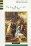The Age of Aristocracy 1688-1830