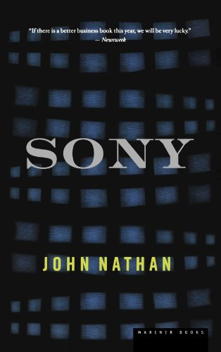 Sony: A Private Life - John Nathan