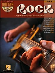 Rock: Guitar Play-Along Volume 8