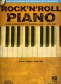 Rock'n'Roll Piano (Dt). Mit CD