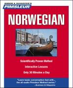 Pimsleur Norwegian: Learn to Speak and Understand Norwegian with Pimsleur Language Programs