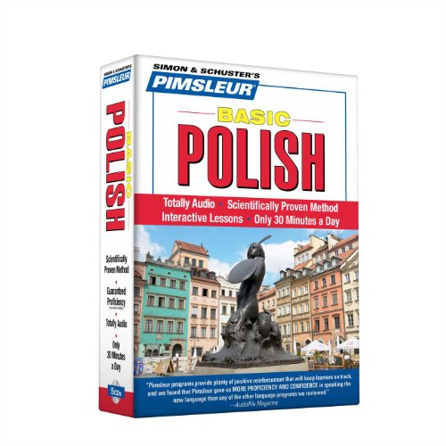 Polish, Basic: Learn to Speak and Understand Polish with Pimsleur Language Programs - Pimsleur