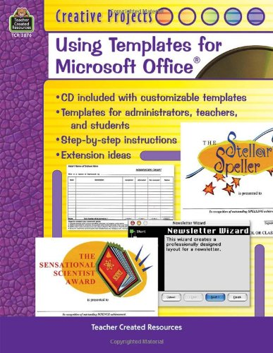 Creative Projects Using Templates for Microsoft Office(R) - Lynn Van Gorp