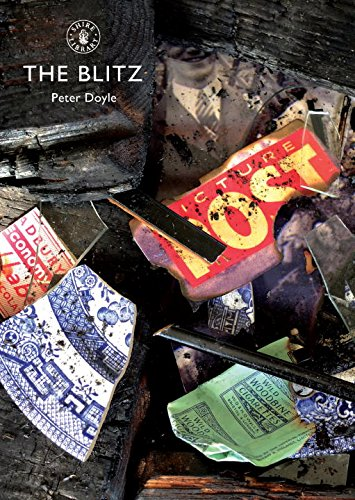 Blitz (Shire Library) - Peter Doyle