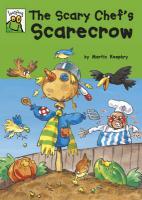 Scary Chef's Scarecrow. Martin Remphry