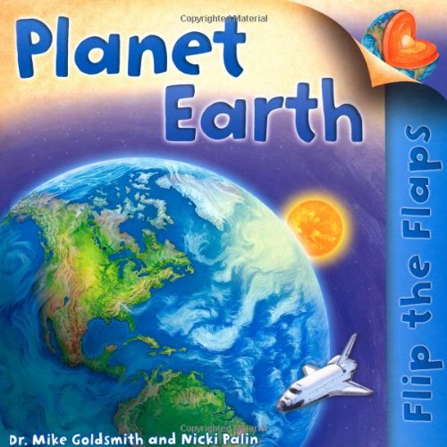 Flip The Flaps: Planet Earth - Mike Goldsmith