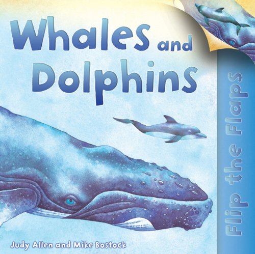 Flip The Flaps: Whales and Dolphins - Judy Allen