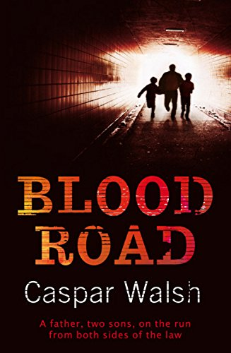 Blood Road - Casper Walsh