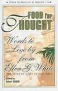 Food for Thought: Words to Live by from Ellen G. White