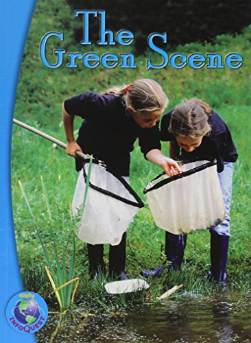 Rigby InfoQuest : The Leveled Reader Green Scene - RIGBY