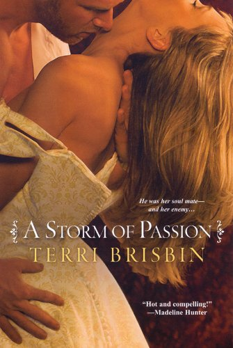A Storm of Passion - Terri Brisbin