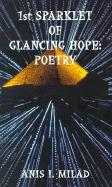 1st Sparklet of Glancing Hope: Poetry