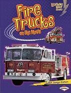 Fire Trucks on the Move (Lightning Bolt Books: Vroom-Vroom)