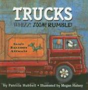Trucks: Whizz! Zoom! Rumble!