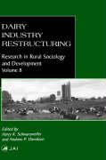 Research in Rural Sociology and Development: Vol 8