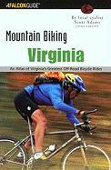 Virginia: An Atlas of Virginia's Greatest Off-Road Bicycle Rides