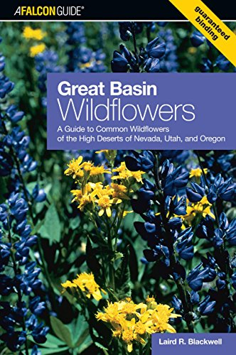 Great Basin Wildflowers: A Guide To Common Wildflowers Of The High Deserts Of Nevada, Utah, And Oregon (Wildflower Series) - Laird Blackwell; Anna Adesanya