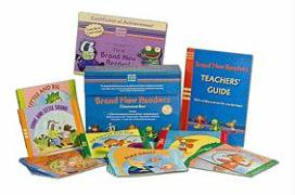The Brand New Readers Classroom Box