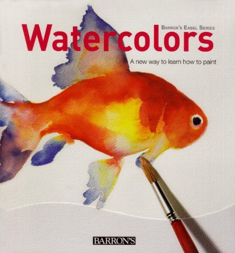 Watercolors: A New Way to Learn How to Paint - Parramon Studios