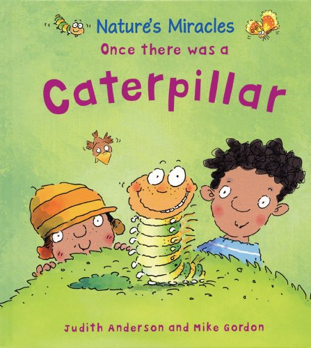 Once There Was a Caterpillar (Nature's Miracles) - Judith Anderson