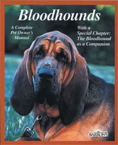 Bloodhounds (Complete Pet Owner's Manuals) - Kim Campbell Thornton
