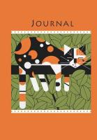 Charley Harper: Limp on a Limb Journal
