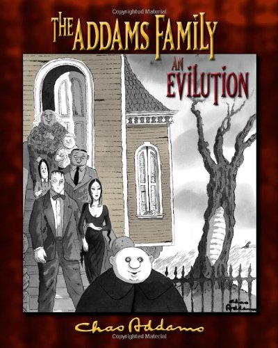 The Addams Family: an Evilution - Kevin Miserocchi