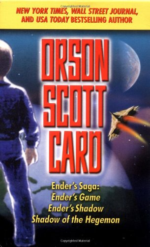 Ender's Saga Boxed Set: Ender's Game, Ender's Shadow, Shadow of the Hegemon - Orson Scott Card