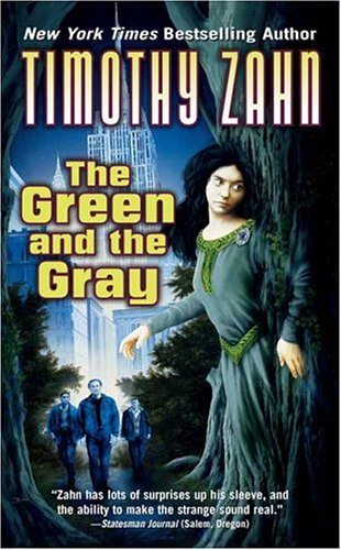 The Green and the Gray - Timothy Zahn