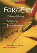 Forgery: Crime-Solving Science Experiments