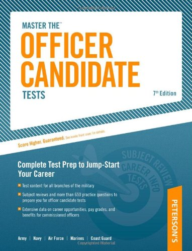 Officer Candidate 7e - Arco