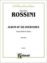 Album of Six Overtures