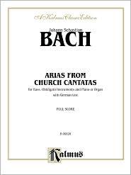 Bass Arias: 12 Arias (German Language Edition)