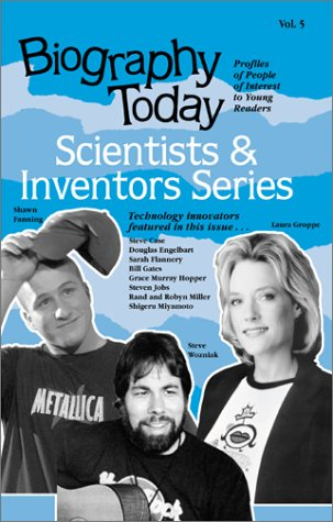 Biography Today: Profiles of People of Interest to Young Readers (Biography Today Scientists and Inventors Series) - Cherie D. Abbey
