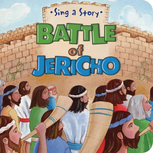 Battle of Jericho (Sing a Story) - Connie Morgan Wade