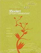 NIV Standard Lesson Commentary Large Print 2010-2011