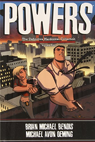 Powers: The Definitive Hardcover Collection, Vol. 4 - Brian Michael Bendis